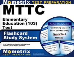 MTTC Elementary Education Flashcards