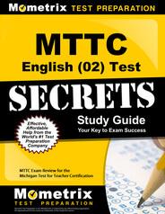 MTTC English Study Guide