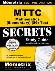 MTTC Mathematics (Elementary) Study Guide