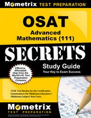 OSAT Advanced Mathematics Study Guide