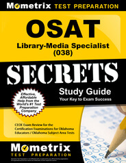 OSAT Library-Media Specialist Study Guide