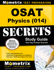 OSAT Physics Study Guide