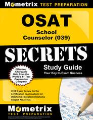 OSAT School Counselor Study Guide