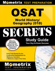 OSAT World History/Geography Study Guide