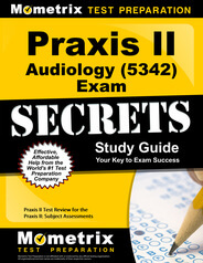Praxis II Audiology Study Guide