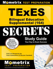 TExES Bilingual Education Supplemental Study Guide