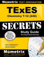 TExES Chemistry 7-12 Study Guide