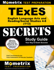 TExES English Language Arts and Reading/Social Studies 4-8 Study Guide
