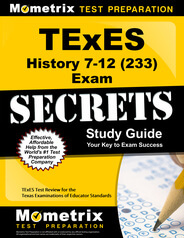 TExES History 7-12 Study Guide