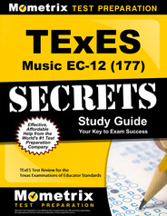 TExES Music EC–12 Study Guide