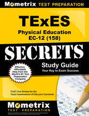 TExES Physical Education EC-12 Study Guide