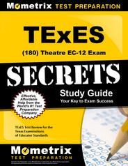 TExES Theatre EC-12 Study Guide