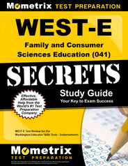 WEST-E Family and Consumer Sciences Education Study Guide