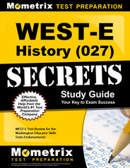 WEST-E History Study Guide