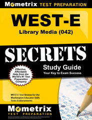 WEST-E Library Media Study Guide