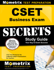 CSET Business Study Guide