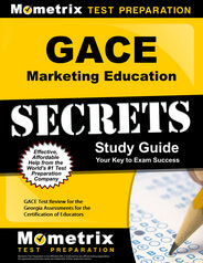GACE Marketing Education Study Guide
