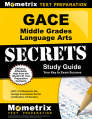 GACE Middle Grades Language Arts Study Guide