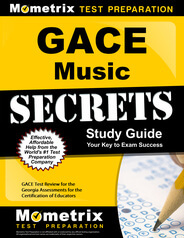 GACE Music Study Guide