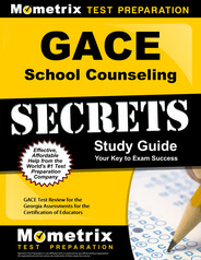 GACE School Counseling Study Guide