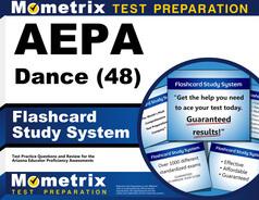 AEPA Dance Flashcards