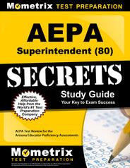 AEPA Superintendent Study Guide