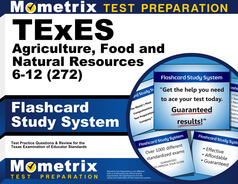 TExES Agriculture, Food and Natural Resources 6-12 Flashcards
