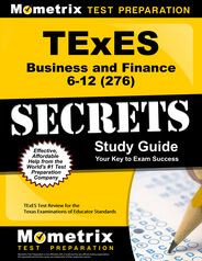 TExES Business and Finance 6-12 Study Guide