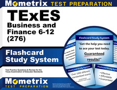 TExES Business and Finance 6-12 Flashcards