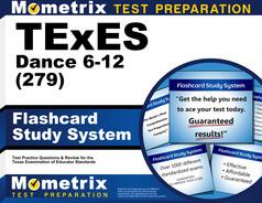 TExES Dance 6-12 Flashcards