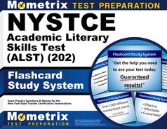 NYSTCE Academic Literacy Skills Test Flashcards