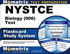 NYSTCE Biology Flashcards