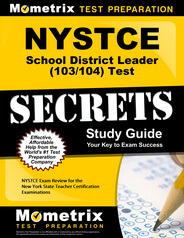 NYSTCE School District Leader Study Guide