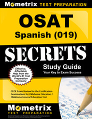 OSAT Spanish Study Guide