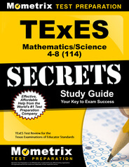 TExES Mathematics/Science 4–8 Study Guide