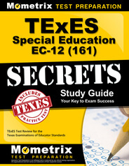 TExES Special Education EC-12 Study Guide