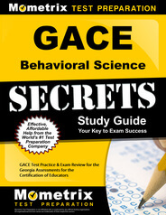GACE Behavioral Science Study Guide