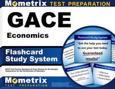 GACE Economics Flashcards