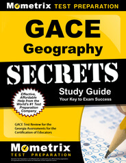 GACE Geography Study Guide