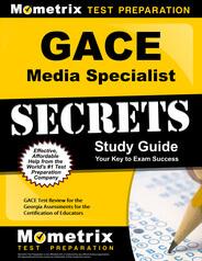 GACE Media Specialist Study Guide