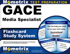 GACE Media Specialist Flashcards