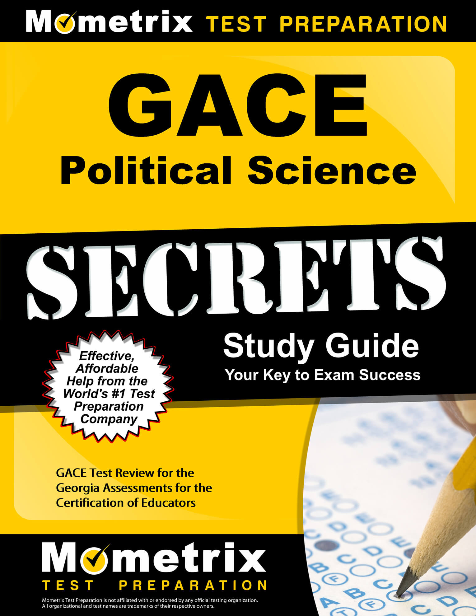 GACE Political Science Study Guide