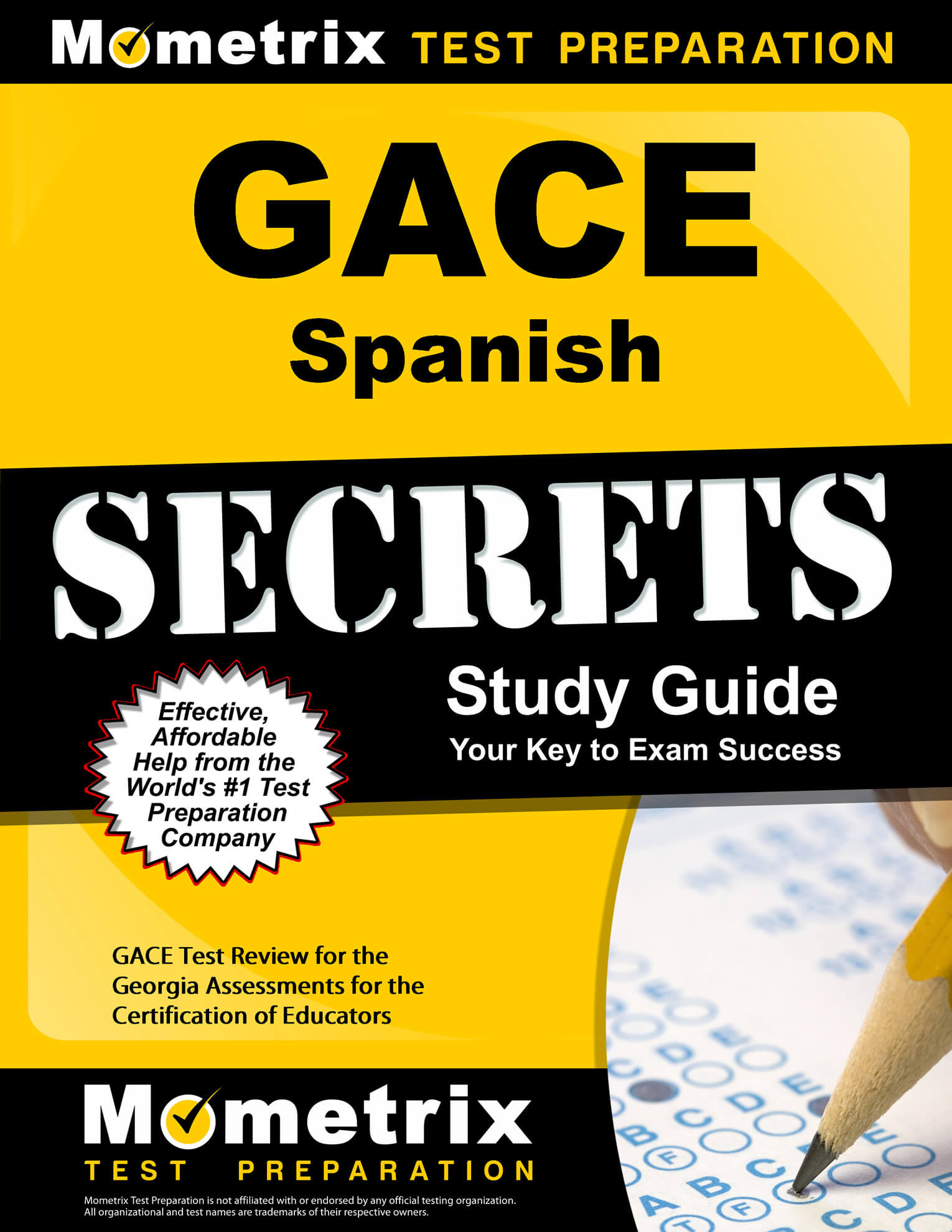 GACE Spanish Study Guide