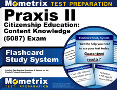 Praxis II Citizenship Education: Content Knowledge Flashcards