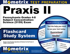 Praxis II Pennsylvania Grades 4-8 Subject Concentration: Science Flashcards