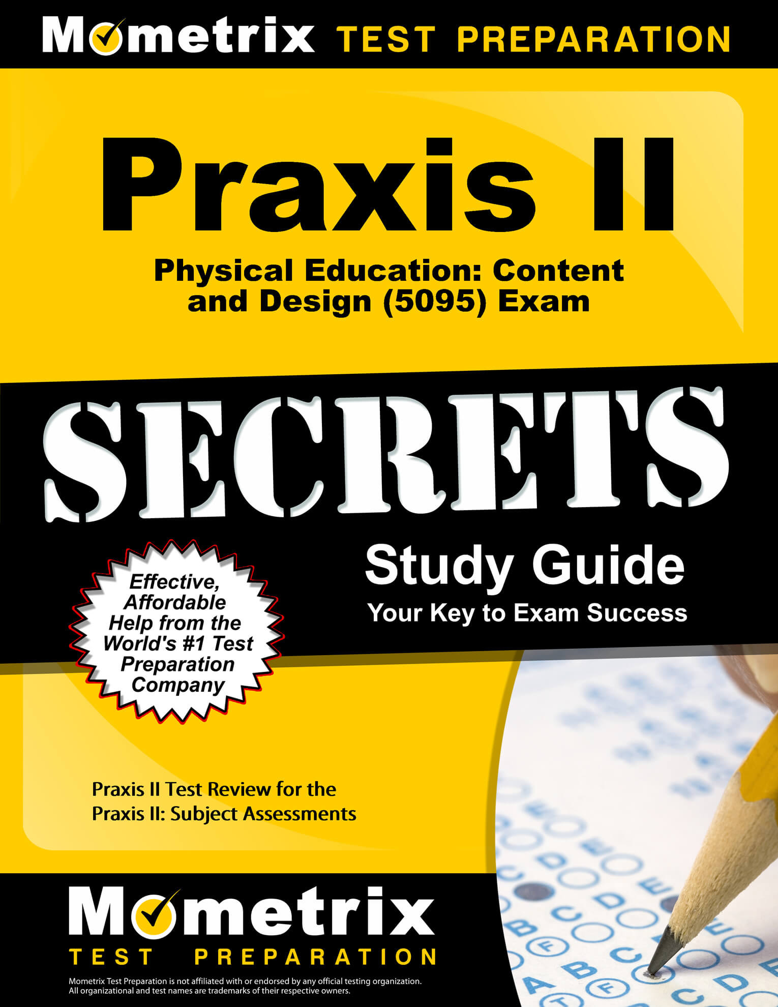Praxis II Physical Education: Content and Design Study Guide