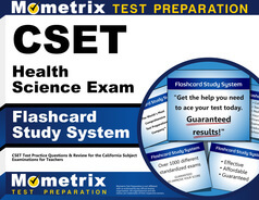 CSET Health Science Flashcards