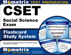 CSET Social Science Flashcards