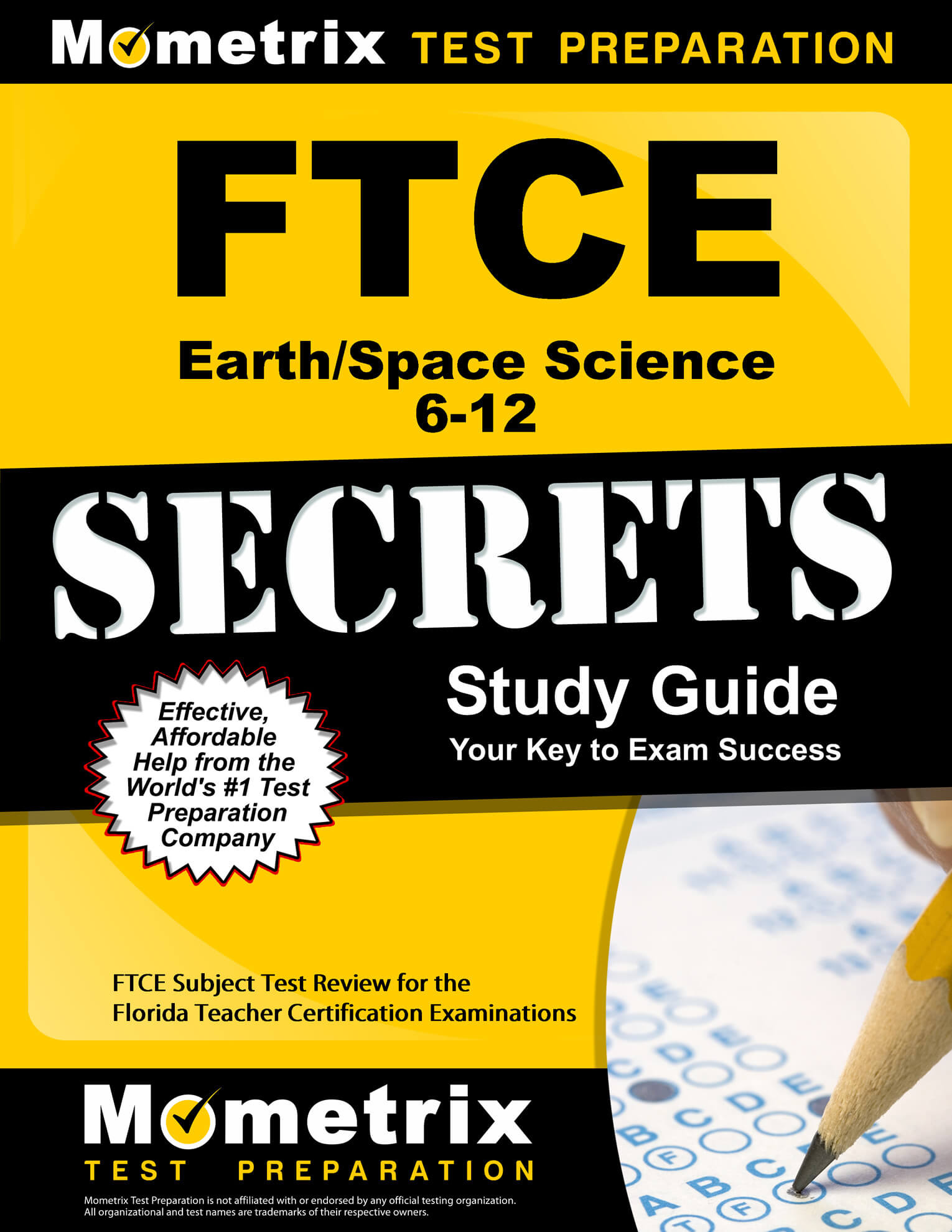 FTCE Earth/Space Science 6-12 Study Guide