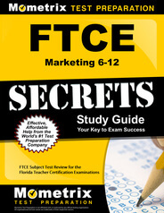 FTCE Marketing 6-12 Study Guide